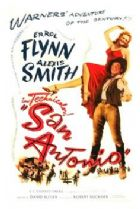 San Antonio 1945 DVD - Errol Flynn / Alexis Smith